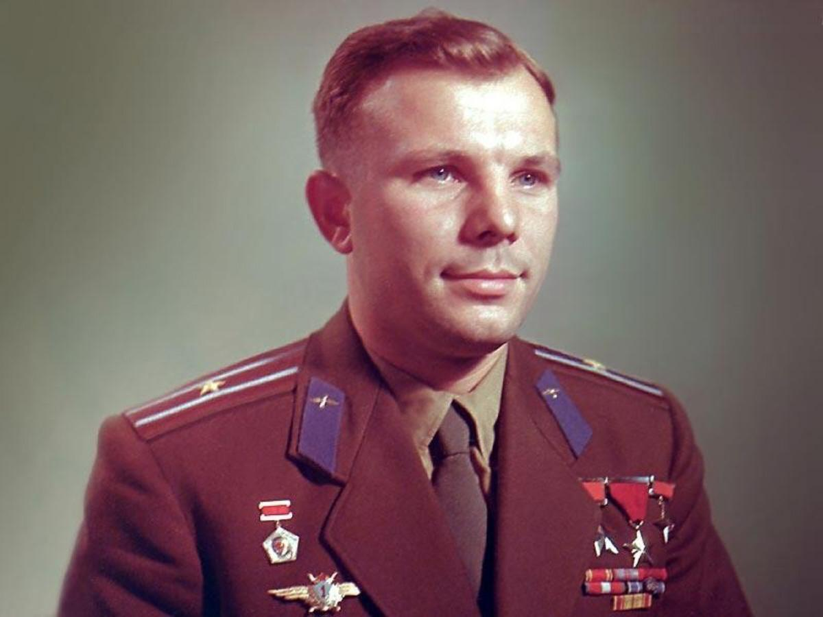 do what did yuri gagarin - photo #39