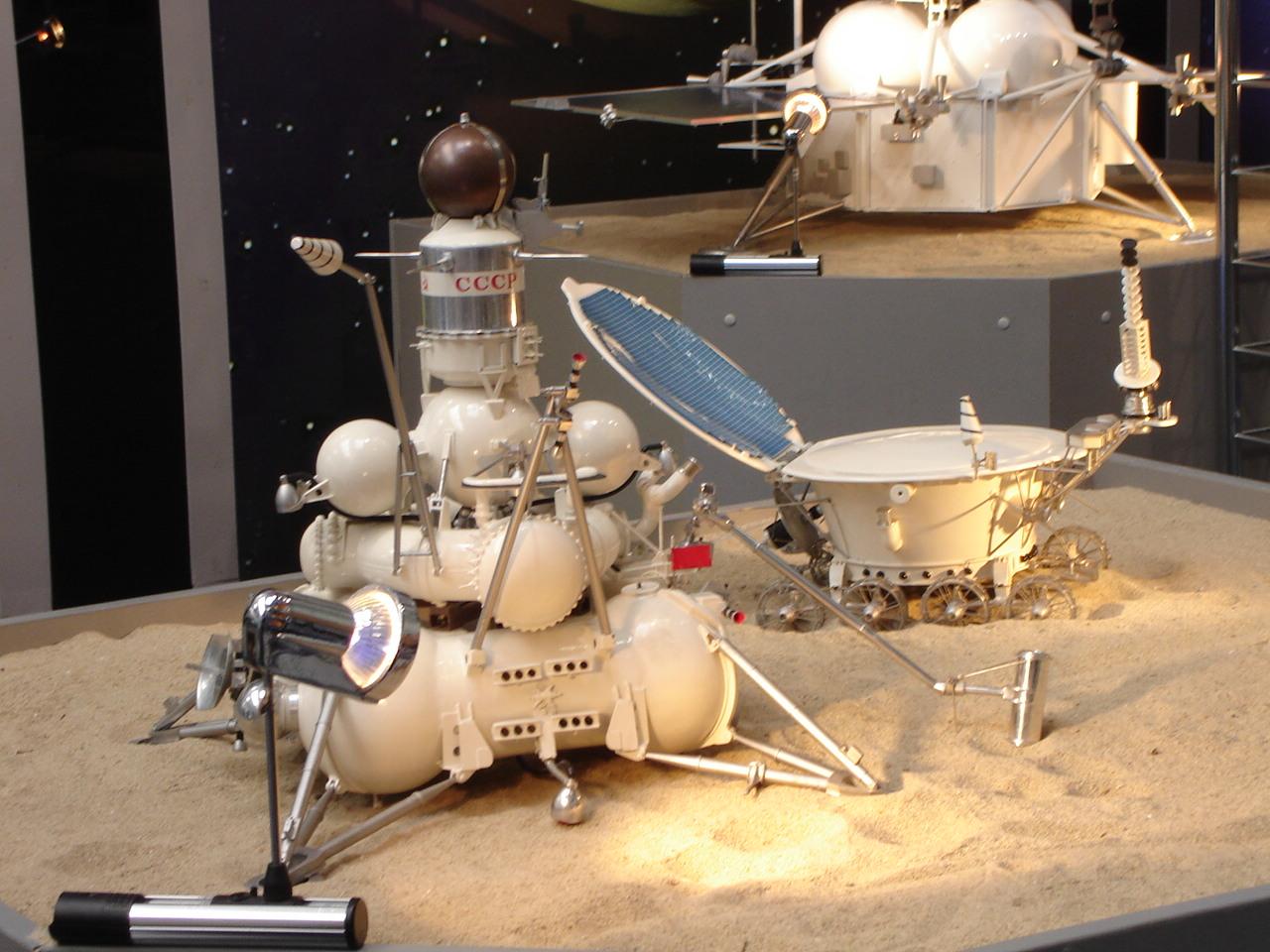 Lunární modul sondy Luna 20