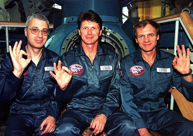 Posádka Sojuzu TM-28
