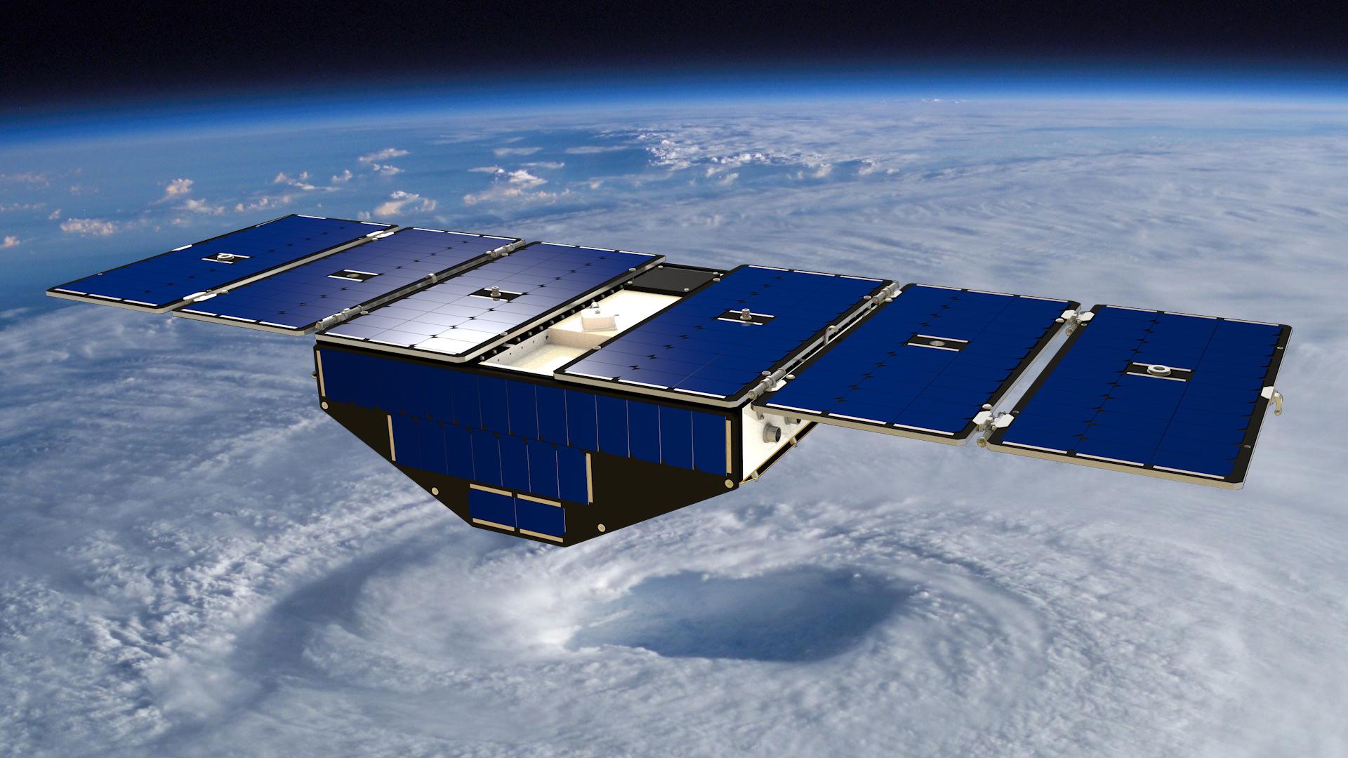nasa satellite live
