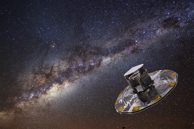 space modern science
