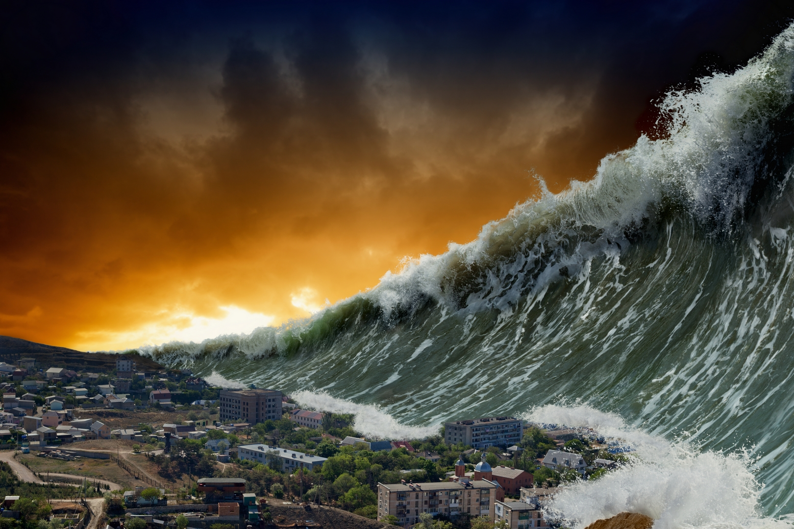 mega tsunami ped 73 tisci lety zaplavila kapverdy vlna