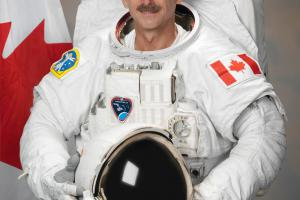 Chris Hadfield -