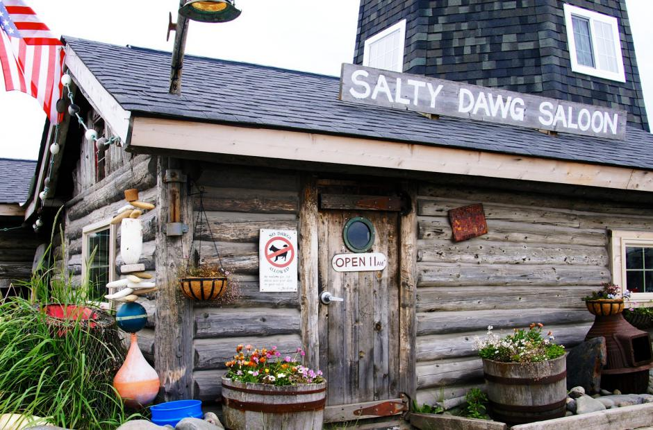 Salty Dawg Saloon -