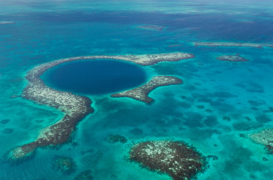 Great Blue Hole -