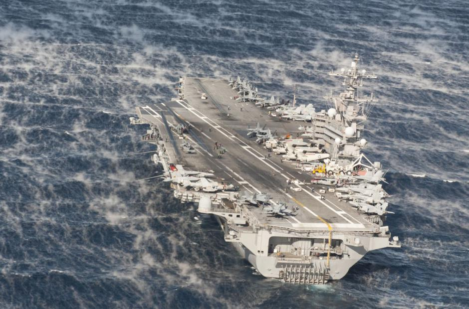 USS George H. W. Bush (CVN-77) -