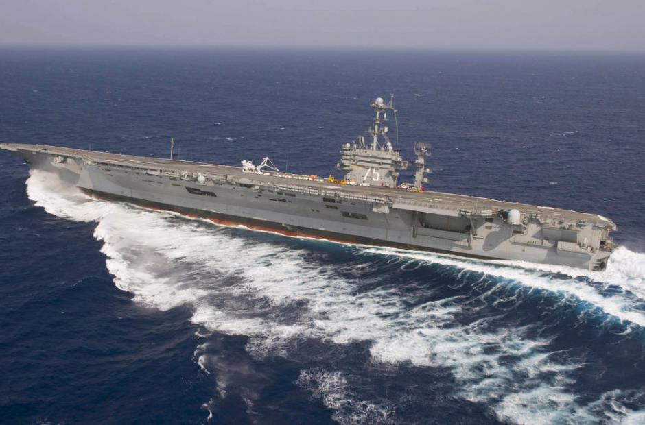 USS Harry S. Truman (CVN-75) -