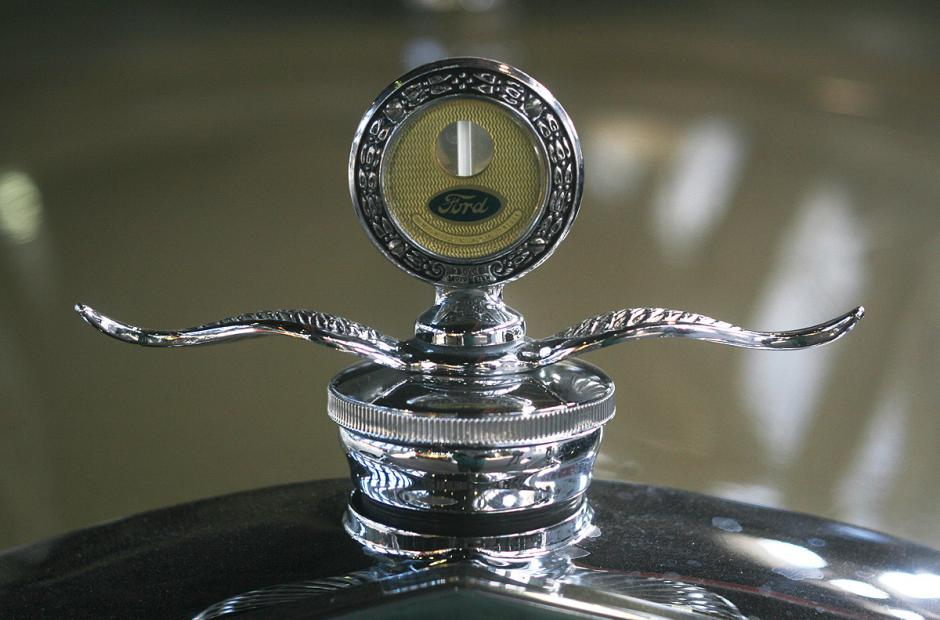 Ford Model-A Coupe (1928) -