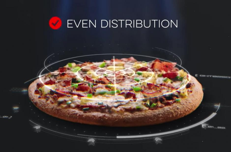 <p>Inteligence DOM Pizza Checker je specialistou na pizzu</p>