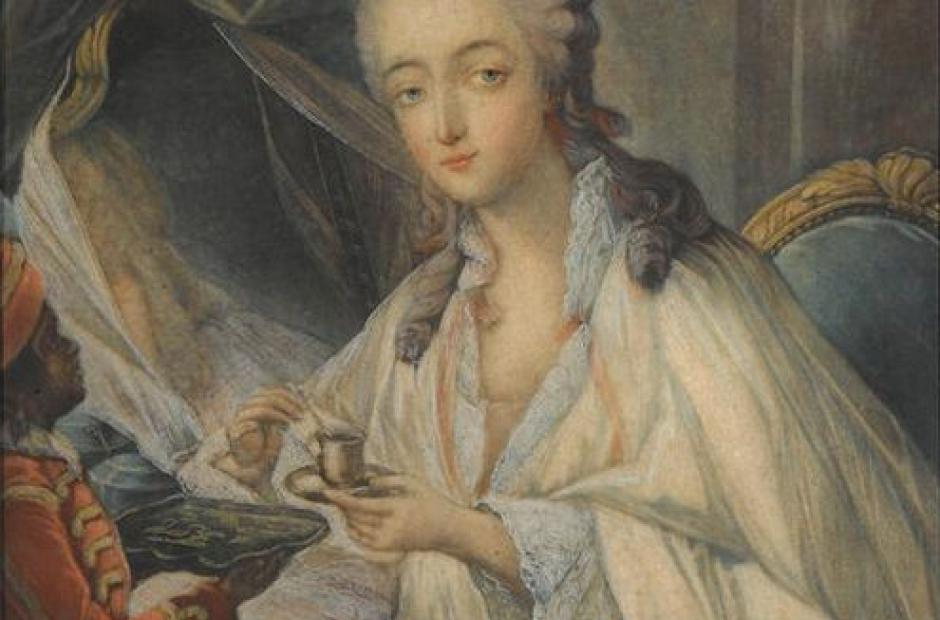 Madame du Barry (1743-1793) -