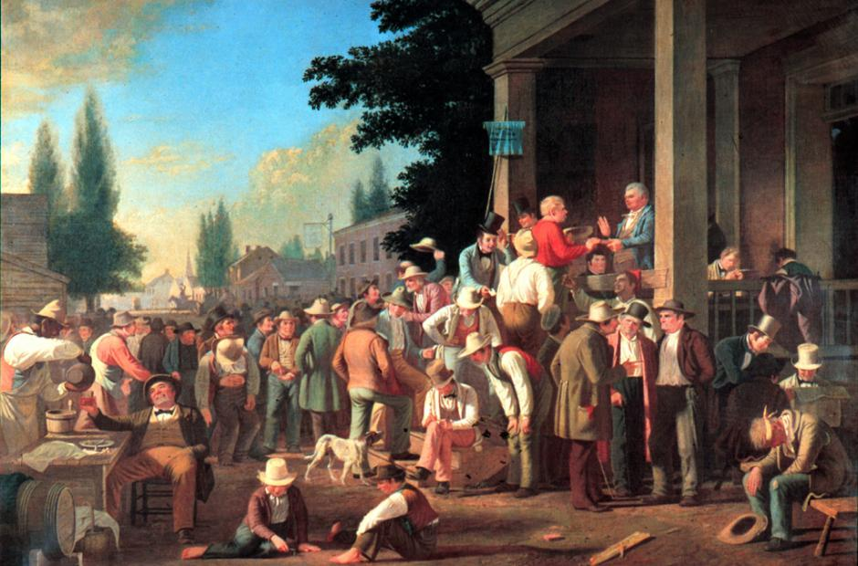 Volby 1846 -