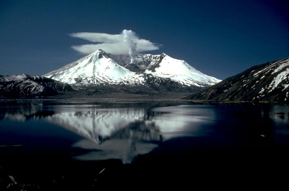 Mount St. Helens -