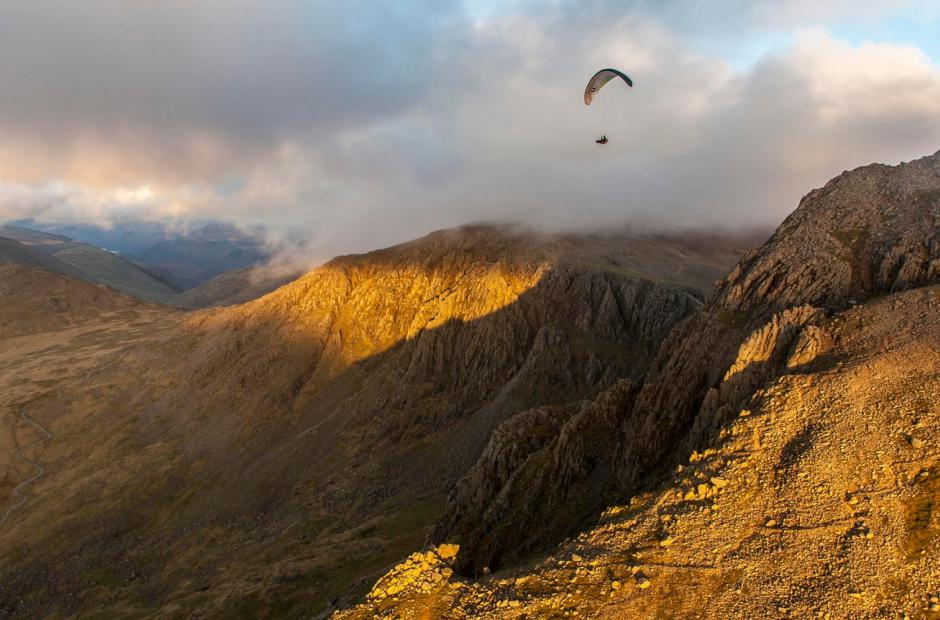 Scafell Pike -