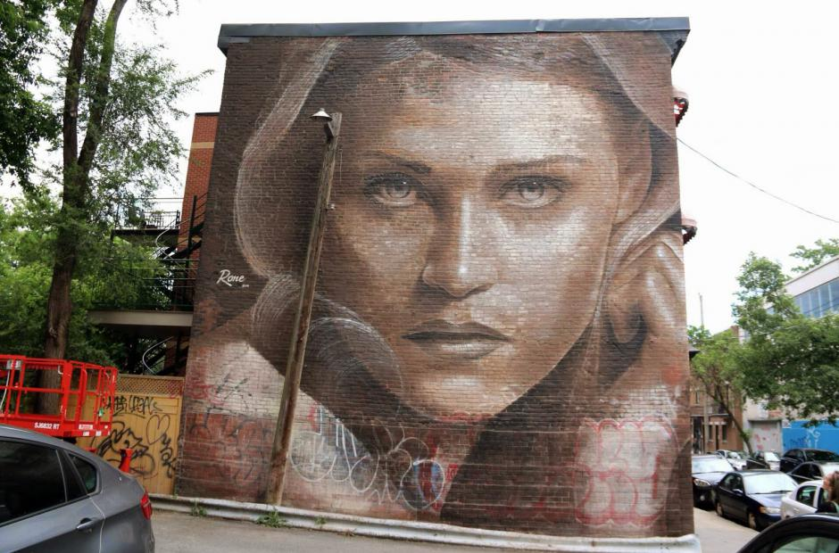 Rone, Montreal -