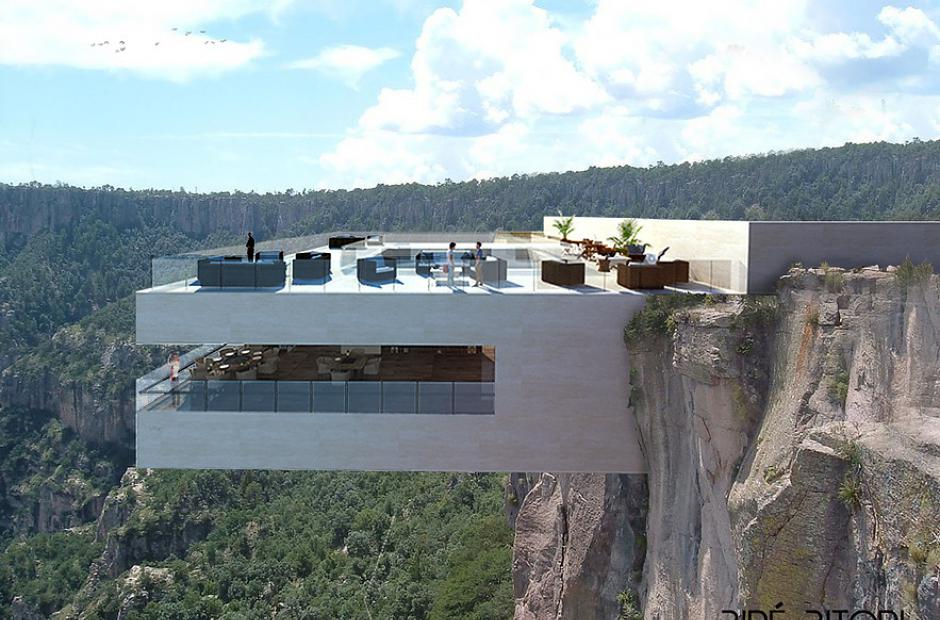 Copper Canyon Cocktail Bar -