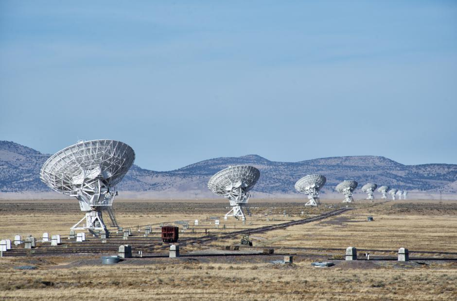 Observatoř Very Large Array -